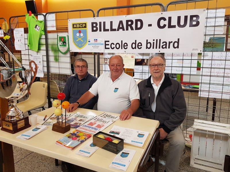 Billard-Club 2016-FORUM - ASSOCIATIONS