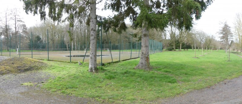 Terrain-tennis
