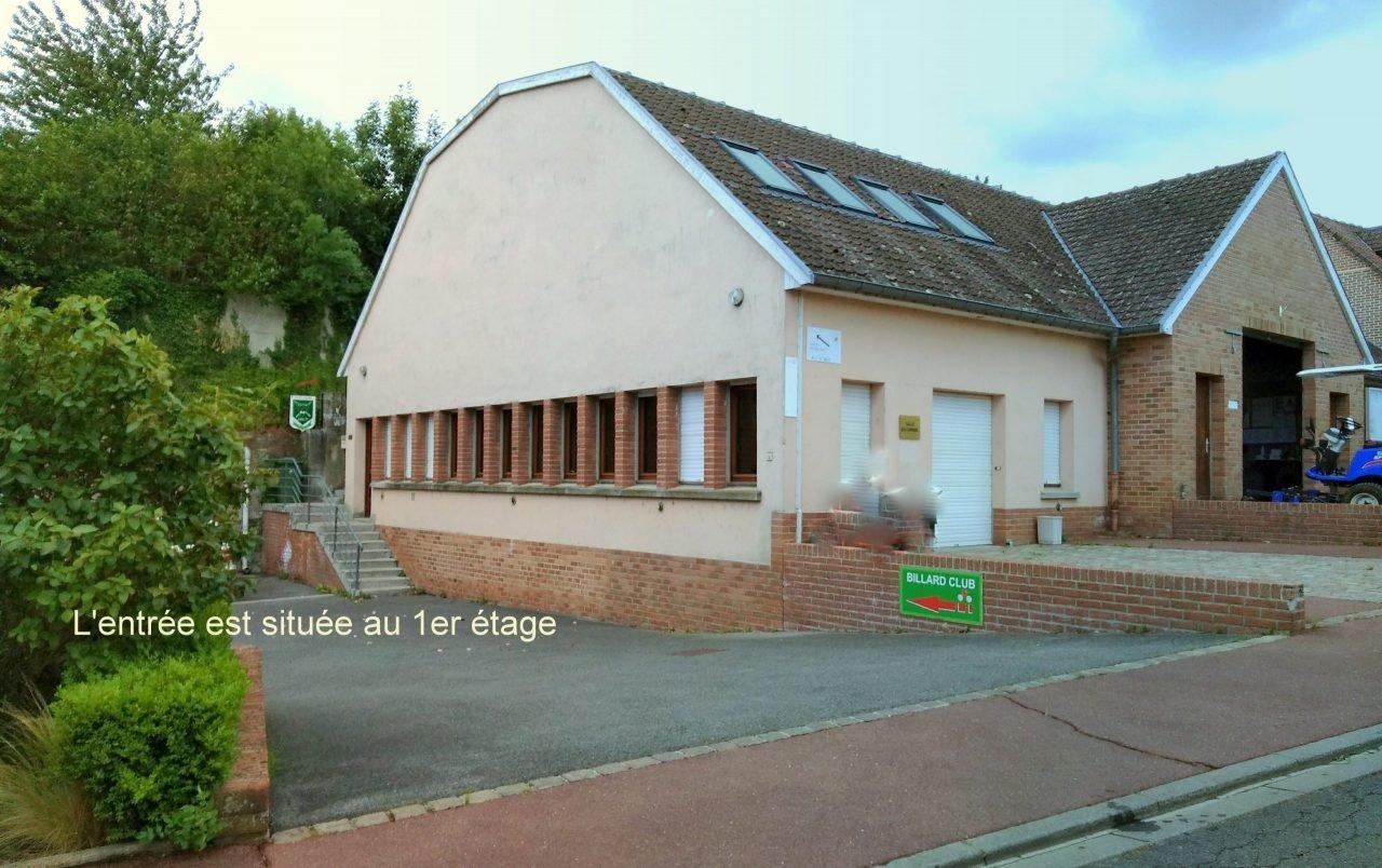 Billard club de Pont de Metz